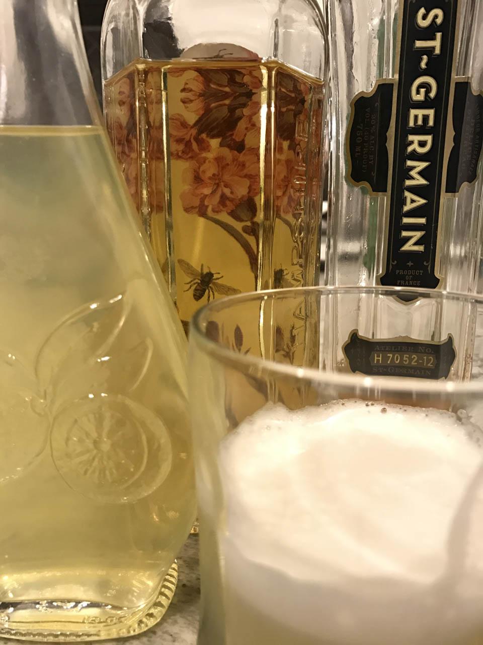 gin-honey-fizz